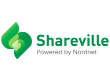 Shareville logotyp