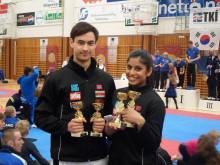 Joachim Wien og Nina Bansal