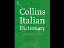 Collins Italian Dictionary, engelsk-italiensk och italiensk-engelsk