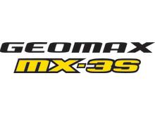 Geomax MX3S logo