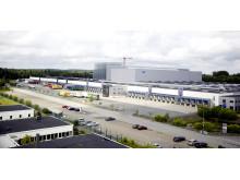 Miljonrullning när JYSK utvecklar i Nässjö