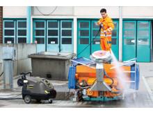 Kärcher Høytrykksvasker HDS 8/18-4 CX Rengjøring av anleggsutstyr