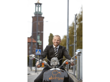 Petter Marwig, Grundare och vice vd