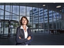 Sara Mazur, forskningschef Ericsson