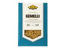 Gemelli, Zeta Una Pasta Classica
