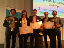 Vinnarna i innovationstävlingen