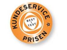Get har vunnet Kundeserviceprisen i kategorien bredbånd i 2014 og 2013