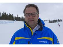 Mikael Ahlerup blir ny styrelseordförande för Stiftelsen Idre Fjäll