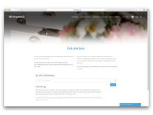 Följ ditt kök Webbplats