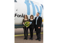 Ahvenanmaan saaristolle oma lentokone: ForÅL