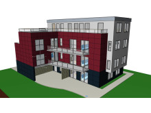 ROCKPANEL® fasadpaneler tillgängliga som BIM-objekt