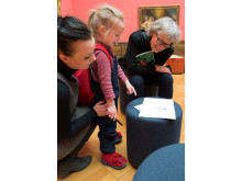 Nytt tilbud til barnefamilier i Nasjonalmuseet