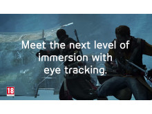 Assassins Creed Rogue PC with Tobii eye tracking immersion