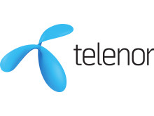 Telenor Sveriges logotyp. EPS
