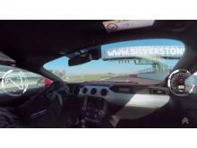 Ford Mustang på Silverstone - 3