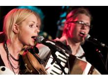 Världsmusikbandet Morfis Bixur spelar på Smålands Kulturfestival