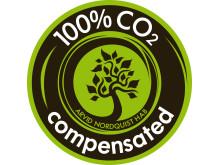 100% Klimatkompenserad