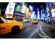 USA New York taxi