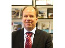 Lasse Toft, ny VD på Tyréns dotterbolag i Danmark