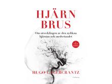 """Ny uppdaterad upplaga av Hugo Lagercrantz """"Hjärnbrus - om utvecklingen av den nyfikna hjärnan och medvetandet""""."""