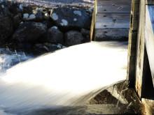 Stocke Kvarn, småskalig vattenkraft