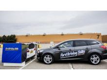 Ford Driving Skills for LIfe kommer til Danmark