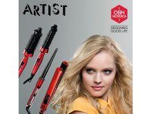 OBH Nordica kevään 2014 Artist hiusmuotoilu uutuudet