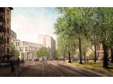 Förslag 6: Campus Diem, Från gatan