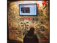 How we used Graffiti to tell our story at Digital Marketing Show