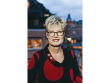 Marie Linder, förbundsordförande Hyresgästföreningen