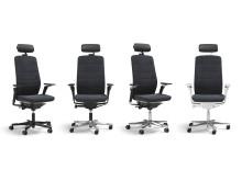 Capella - ergonominen uusi työtuoli Kinnarpsilta