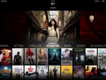 """""""Get TV"""", Playtjeneste nytt brukergrensesnitt"""