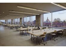 Nya Arkitekturskolan, KTH Campus