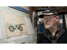 Lars Lameksson skapade skördaren med pendelarmar