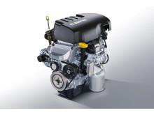 1.3 CDTI fyrcylindriga motor använder bara 3,1 l/100 km.