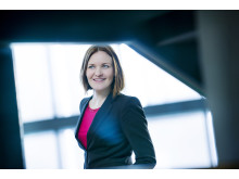 Christine Meisingset, fondsforvalter og leder bærekraftige investeringer