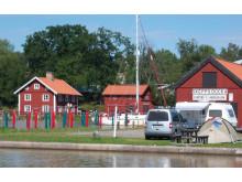 Skeppsdockans Camping vid Göta kanal, Söderköping