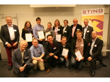 Samtliga deltagare Go Global Medtech 2010
