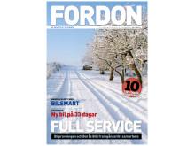Bilprovningens tidning Fordon nummer 4 2010