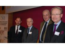 Från Naturvetarnas seminarium om excellent ledarskap i forskningen