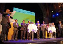 Många deltog aktivt i årets CEO Summit arrangerat av SwedenBIO