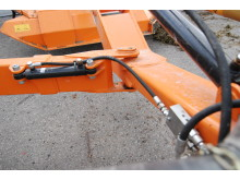 Optimal M1650 - hydrauliskt påkörningsskydd