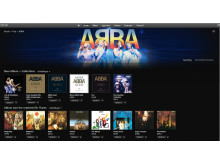ABBA mastered for iTunes