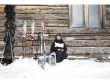 Break at Wilderness Hut