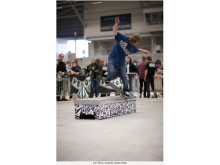 John Romo - Junkyard Skate Olympix 2010