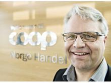 Kunde- og medlemsdirektør Geir Jostein Dyngeseth i Coop Norge
