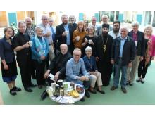 Kyrkoledare fikar Fairtrade
