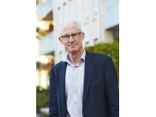 Johan Niklasson, teknisk chef på Bostads AB Poseidon