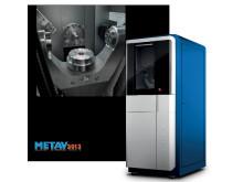 DATRON C5 - Den kompakta höghastighetsfräsmaskinen, Se den på METAV 28 Feb - 3 Mars i Düsseldorf