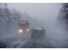 Talvirenkaiden kunnolla on iso merkitys talvikeleissä